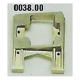 Platine moteur magnesium 125mm