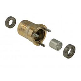 Moyeu magnésium avant HST 80mm